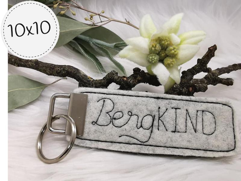 ITH - Schlüsselanhänger ♥ BergKIND