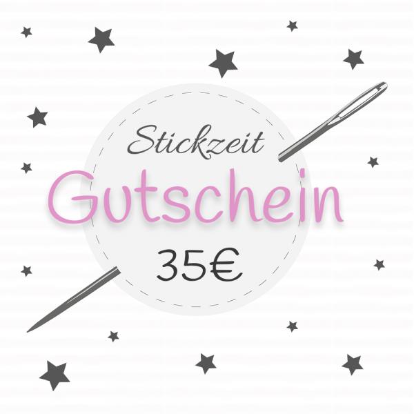 Gutschein 35 €